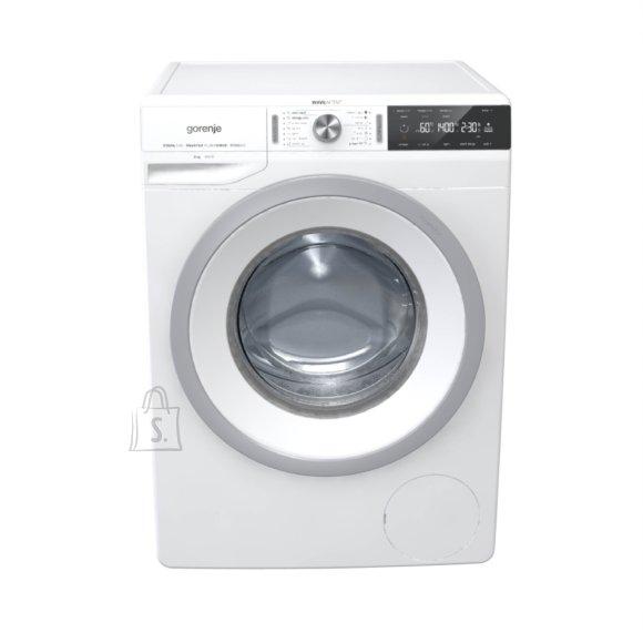 Gorenje Gorenje Washing mashine  WA844 Front loading, Washing capacity 8 kg, 1400 RPM, A+++, Depth 54.5 cm, Width 60 cm, White, LED, Display,