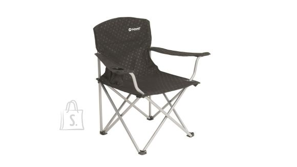 Outwell Outwell Catamarca Arm Chair 125 kg, Black