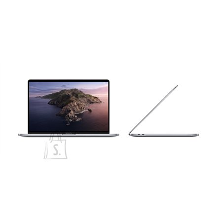 """Apple MacBook Pro Retina with Touch Bar Space Gray, 16 """""""
