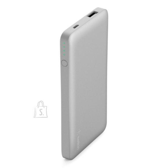 Belkin Belkin Pocket Power F7U019btSLV 5000 mAh, Silver