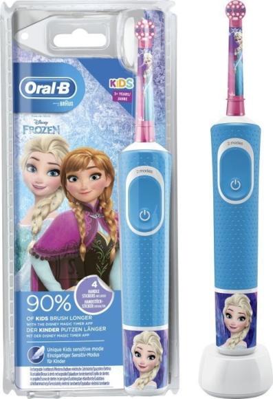 ORAL-B Oral-B Telektriline hambahari Disney Frozen Vitality