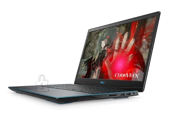 "Dell Dell G3 15 3590 Black, 15.6 "", Full HD, 1920 x 1080, Matt, Intel Core i5, i5-9300H, 8 GB, DDR4, HDD 1000 GB, SSD 256 GB, NVIDIA GeForce GTX 1650, GDDR5, 4 GB, Linux, 802.11ac, Keyboard language English, Keyboard backlit, Warranty 36 month(s)"
