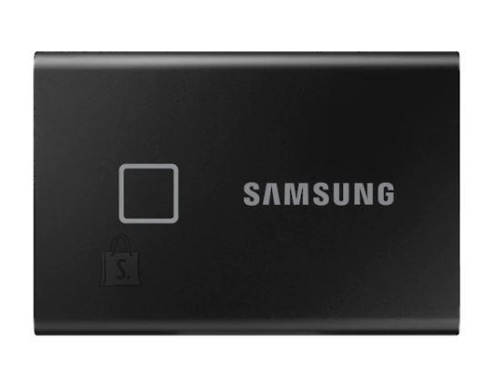 Samsung väline SSD kõvaketas 2000 GB sõrmejäljelugejaga