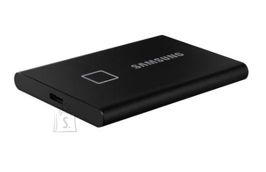 Samsung väline SSD kõvaketas 500 GB sõrmejäljelugejaga
