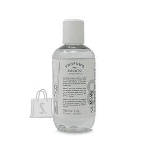 Mr&Mrs Mr&Mrs Concentrated Laundry Perfume JLAU250P83 White Lily: White Peach, Lily, Amber, Patchouly, 250 ml