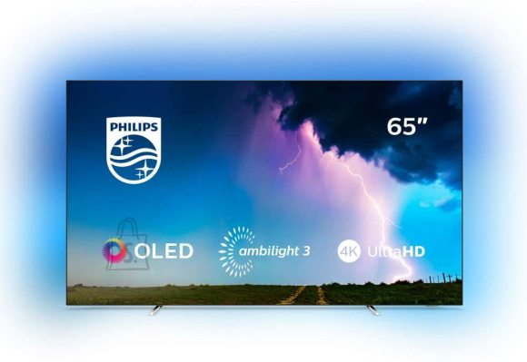 "Philips Philips 65OLED754/12 64.5"" (164 cm), Smart TV, ARM Cortex-A53, 4K UHD, 3840 x 2160 pixels, Wi-Fi, DVB-T/T2/T2-HD/C/S/S2, Black, OLED"
