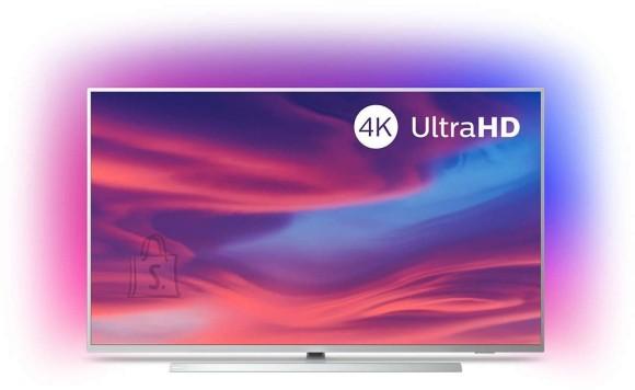 "Philips Philips 58PUS7304 58"" (146cm), Smart TV, 4K UHD, 3840 x 2160 pixels, Wi-Fi, DVB-T / DVB-T2 / DVB-T2-HD / DVB-S / DVB-S2 / DVB-C, Silver"