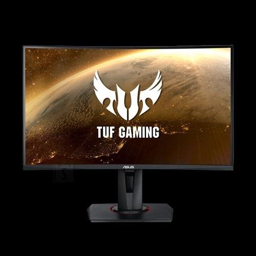 """Asus Asus VG27WQ 27 """", VA, QHD, 2560 x 1440 pixels, 16:9, 1 ms, 400 cd/m?, Black"""