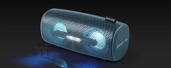 Muse Muse M-730 DJ Speaker, Wiresless, Bluetooth, Black Muse