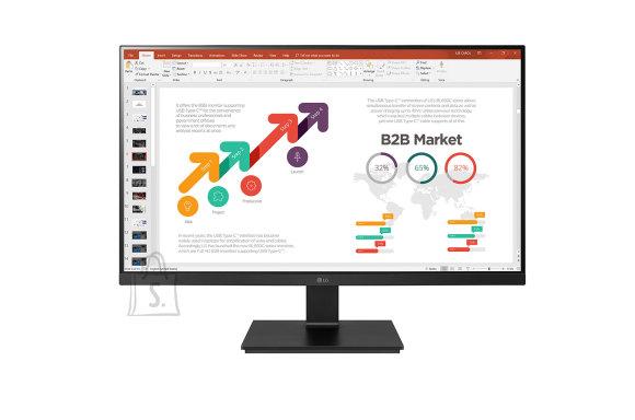 """LG LG 24BL650C-B 24 """", IPS, FHD, 1920 x 1080, 16:9, 5 ms, 250 cd/m², Black"""
