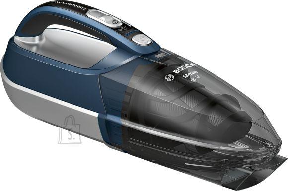 Bosch Bosch Vacuum cleaner BHN1840L Handheld, 40 min, Black/Silver, Lithium Ion