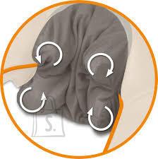 Medisana Medisana Shiatsu Neck Massager NM 860 Number of massage zones 4, Number of power levels 2, Heat function, 18 W, Grey/Cream