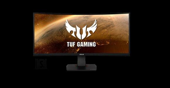"Asus Asus Gaming VG35VQ  35 "", VA, WQHD, 3440 x 1440 pixels, 21:9, 1 ms, 300 cd/m², Black"