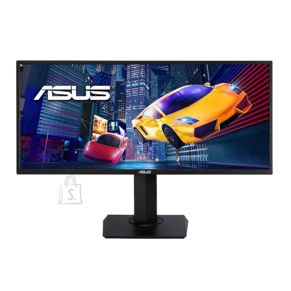 """Asus Asus LCD VP348QGL  34 """", VA, UWQHD, 3440 x 1440 pixels, 21:9, 4 ms, Black"""