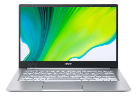 "Acer Acer Swift 3 SF314-42-R9EP Aluminum / Pure Silver, 14 "", IPS, Full-HD, 1920 x 1080 pixels, Matt, AMD, Ryzen 3 4300U, 8 GB, SSD 256 GB, AMD Radeon Graphics, No ODD, Windows 10 Home, 802.11 ax/ac/a/b/g/n, Bluetooth version 5.0, Keyboard language English, Keyboard backlit, Warranty 24 month(s), Battery warranty 12 month(s)"