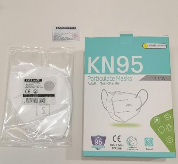 Kaitsemask 1tk, 5 layer FPP2 (KN95)
