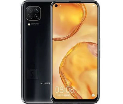 "Huawei Huawei P40 Lite Black, 6.4 "", IPS LCD, 1080 x 2310 pixels, Octa-core, Internal RAM 6 GB, 128 GB, NM SD, Dual SIM, Nano-SIM, 3G, 4G, Main camera 48+8+2+2 MP, Secondary camera 16 MP, Android, 10.0, 4200 mAh"