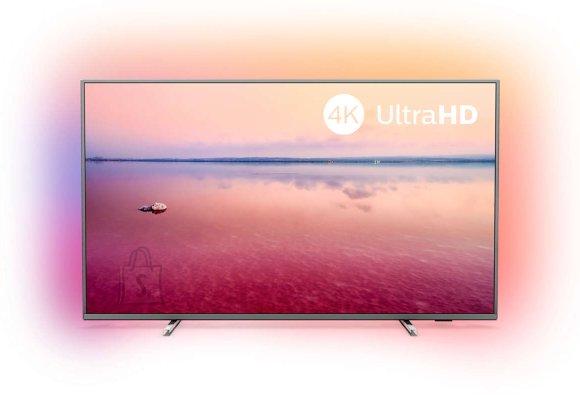"Philips Philips 50PUS6754/12 50"" (126 cm), Smart TV, 4K Ultra HD LED, 3840 x 2160 pixels, Wi-Fi, DVB T /T2/T2-HD/C/S/S2, Silver"