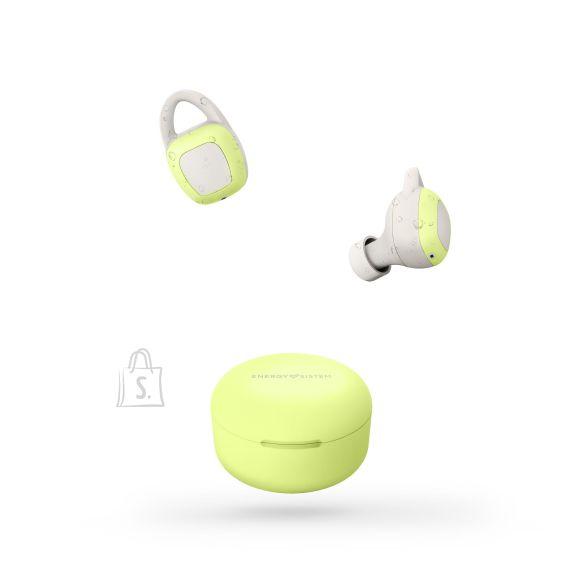 Energy Sistem Energy Sistem Earphones Sport 6 True Wireless In-ear, Microphone, Wireless connection, Light Lime