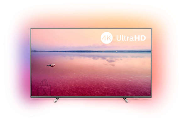 "Philips Philips 65PUS6754/12 65"" (165 cm), Smart TV, Saphi, 4K UHD LED, 3840 x 2160, Wi-Fi, DVB-T/T2/T2-HD/C/S/S2, Silver"