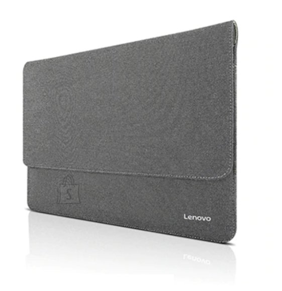 Lenovo Lenovo 10-inch Laptop Ultra Slim Sleeve Grey