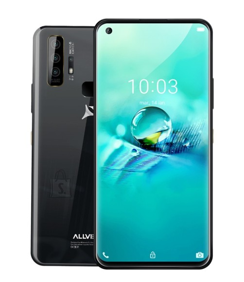 "Allview Allview Soul X7 Pro Black, 6.53 "", TFT LCD, 1080 x 2340 pixels, Cortex-A53, Internal RAM 4 GB, 64 GB, microSD, Dual SIM, Micro SIM, Nano SIM, 3G, 4G, Main camera 13+8+2+2 MP, Secondary camera 16 MP, Android, 9.0, 4000 mAh"