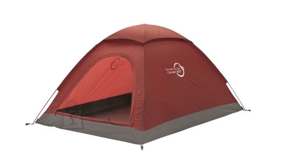 Easy Camp Easy Camp Comet 200 Tent, Burgundy Red