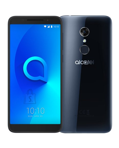 "Alcatel Alcatel 3 Spectrum 5052D Black, 5.5 "", IPS LCD, 720 x 1440, Mediatek, MT6739, Internal RAM 2 GB, 16 GB, microSD, Dual SIM, Nano-SIM, 3G, 4G, Main camera 13 MP, Secondary camera 5 MP, Android, 8.0, 3000 mAh"