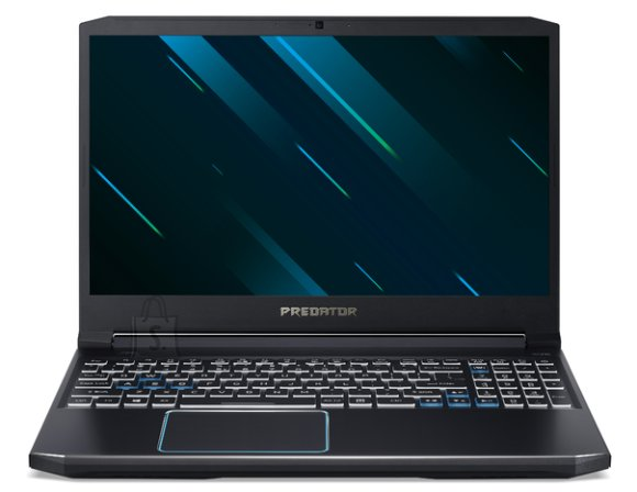 "Acer Acer Predator Helios 300 PH315-52-781V Black, 15.6 "", IPS, Full HD, 1920 x 1080 pixels, Matt, Intel Core i7, i7-9750H, 16 GB, DDR4, SSD 512 GB, NVIDIA GeForce GTX 1660Ti, GDDR6, 6 GB, Windows 10 Home, 802.11 ax/ac/a/b/g/n, Bluetooth version 5.0, Keyboard language English, Keyboard backlit, Warranty 24 month(s), Battery warranty 12 month(s)"