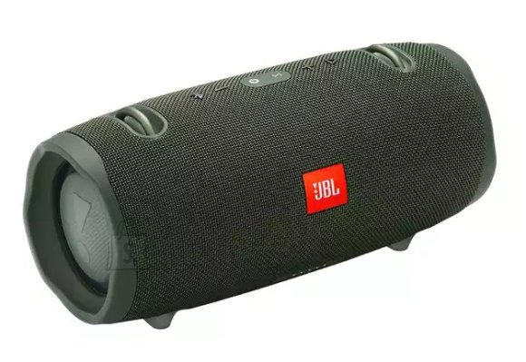 JBL JBL Xtreme 2 2 x 20 W, Portable, Wireless connection, Forest Green, Bluetooth