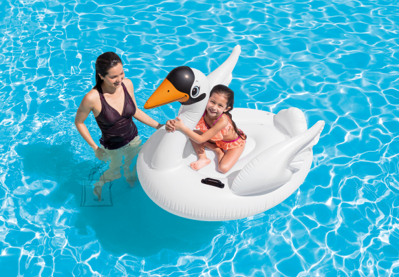 Intex Intex Majestic Swan Ride-On 57557NP White