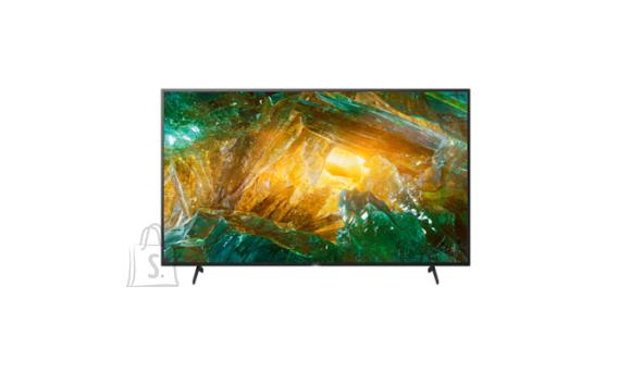 "Sony Sony KD-65XH8096 65"" (165 cm), Smart TV, Android, 4K UHD, 3840 x 2160, Wi-Fi, DVB-T/T2/S2/S/C, Black"