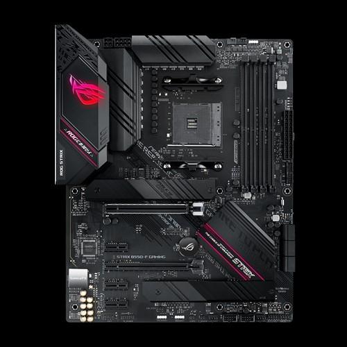 Asus Asus ROG STRIX B550-F GAMING Memory slots 4, Processor family AMD, ATX, DDR4, Processor socket AM4, Chipset AMD B