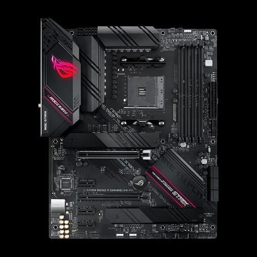 Asus Asus ROG STRIX B550-F GAMING (WI-FI) Memory slots 4, Processor family AMD, ATX, DDR4, Processor socket AM4, Chipset AMD B