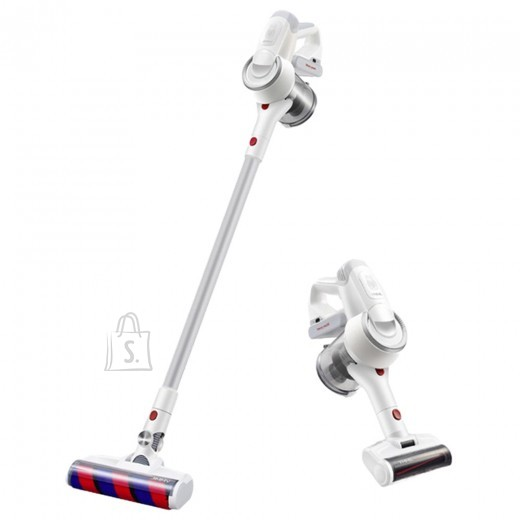 Jimmy Vacuum Cleaner JV53 Cordless operating, 21.6 V, 425 W, 78 dB, Operating time (max) 45 min, Silver, Warranty 24 month(s), 12 month(s)