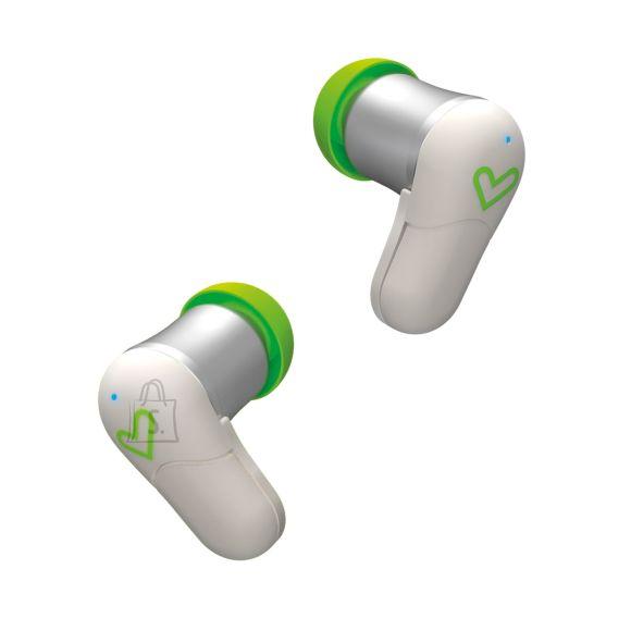 Energy Sistem Energy Sistem Earphones Style 6 True Wireless In-ear, Microphone, Wireless connection, White