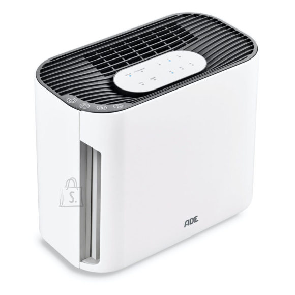ADE ADE Air Purifier HM1804 White, 30 m³, Suitable for rooms up to 12 m²