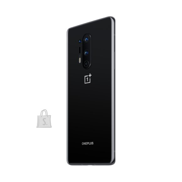 "OnePlus OnePlus 8 Pro Black, 6.78 "", Fluid AMOLED, 1440 x 3168 pixels, Qualcomm SM8250, Snapdragon 865, Internal RAM 8 GB, 128 GB, Dual SIM, Nano-SIM, 3G, 4G, 5G, Main camera Quad 48+8+48+5 MP, Secondary camera 16 MP, Android, 10, 4510 mAh"
