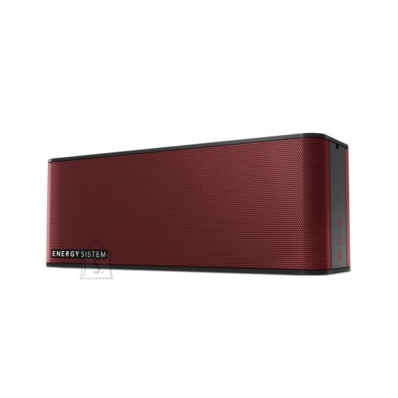 Energy Sistem Energy Sistem Portable Speaker Music Box 5+ Bluetooth, Wireless connection, Urban Red