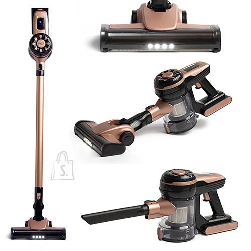 Adler Adler Vacuum Cleaner AD 7044 120 W, Handstick 2in1, 40 min, 0.8 L, Bronze
