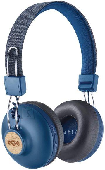 Marley Positive Vibration BT, On-Ear, Wireless, Microphone, Denim