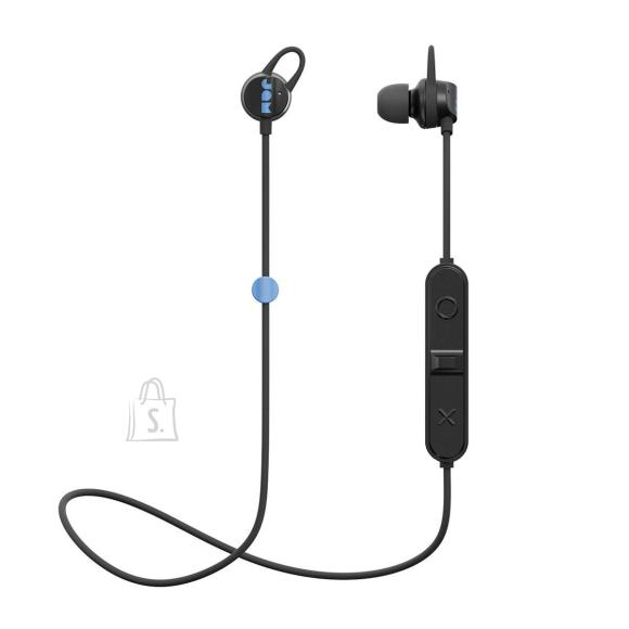 Jam Jam Live Loose Earbuds, In-Ear, Wireless, Microphone, Black