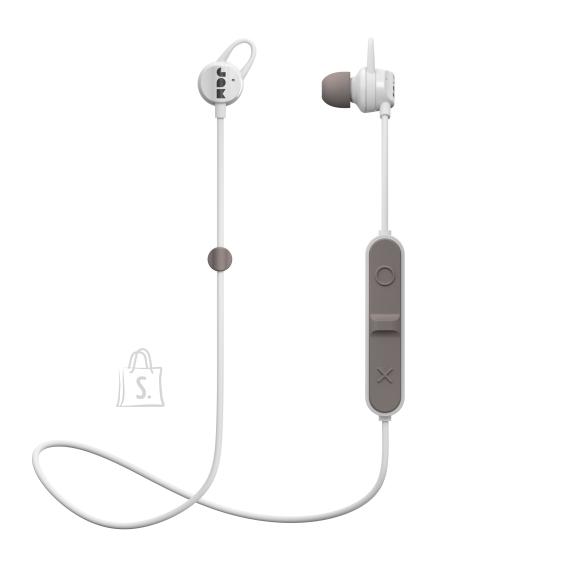 Jam Jam Live Loose Earbuds, In-Ear, Wireless, Microphone, Grey