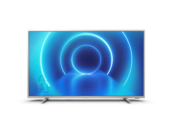 "Philips Philips 58PUS7555/12 58"" (146 cm), Smart TV, Saphi, 4K UHD LED, 3840 x 2160 pixels, Wi-Fi,  DVB-T/T2/T2-HD/C/S/S2, Silver"