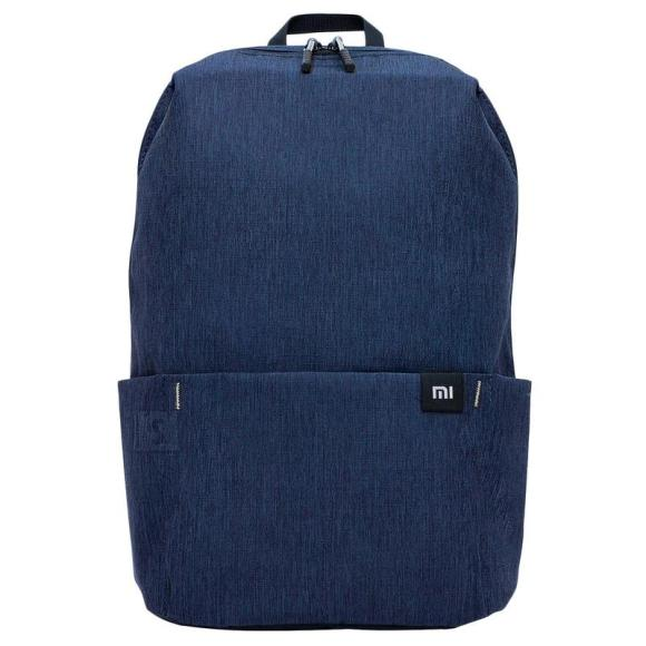 "Xiaomi Xiaomi Mi Casual Daypack Fits up to size 13.3 "", Dark Blue, Shoulder strap"