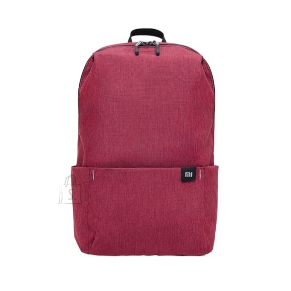 "Xiaomi Xiaomi Mi Casual Daypack Fits up to size 13.3 "", Dark Red, Shoulder strap"