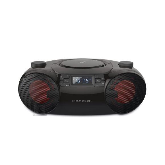 Energy Sistem Energy Sistem Bluetooth Speaker Boombox 6 Wireless connection, Black