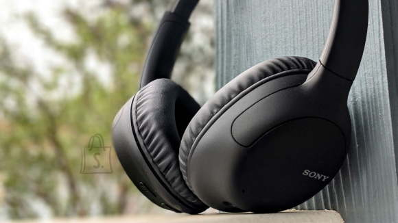 Sony Sony Wireless Noise Cancelling Headphone WH-CH710NB Over-ear, Microphone, Noice canceling, Wireless, Black