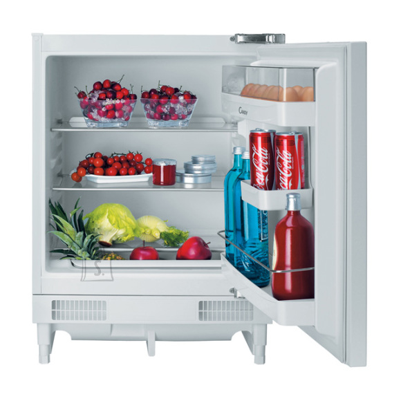 Candy Candy Refrigerator CRU 160 NE Built-in, Larder, Height 82 cm, A+, Fridge net capacity 133 L, 43 dB, White