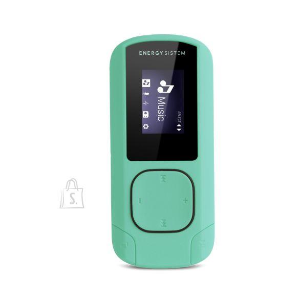 Energy Sistem Energy Sistem MP3 Player Clip Built-in microphone, USB, Mint